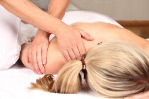 Ostéopathe en soin